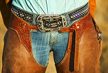 Cowboy chaps