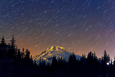 Rain of stars, Clackamas county Oregon