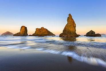 Bandon, Seascape, USA, Oregon, Bandon