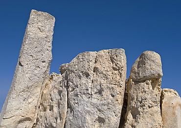 Hagar Qim, Megalithic temple, Malta