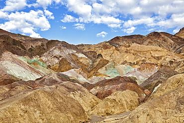 USA, California, Death Valley, mountain landscape, USA, California, Death Valley