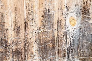 Full frame of wooden texture