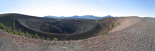 Cinder Cone, USA, California