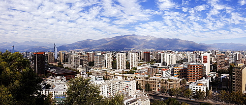 Cityscape, Chile, Santiago de Chile