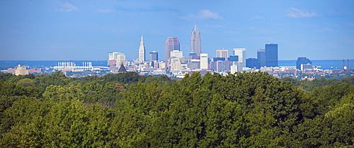 Cityscape, Cleveland, Ohio