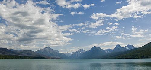 USA, Montana, Montana, Lake McDonald