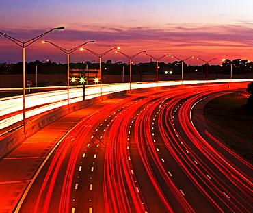 streaming highway traffic