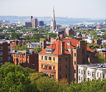 View of Brooklyn, New York