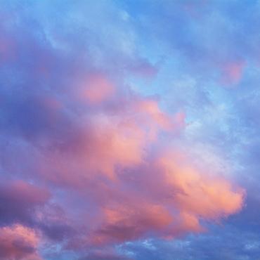 South Carolina, Moody sky at dusk