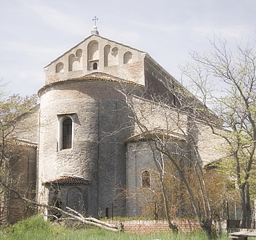 Byzantine church of Santa Maria Assunta Torcello Italy