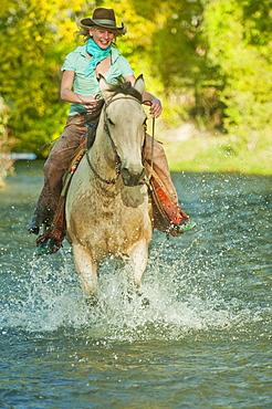 Horseback rider