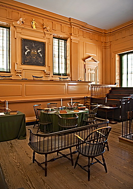 Independence Hall Court Room