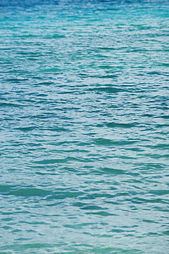 Tropical ocean water
