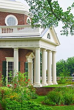 Thomas Jefferson's house