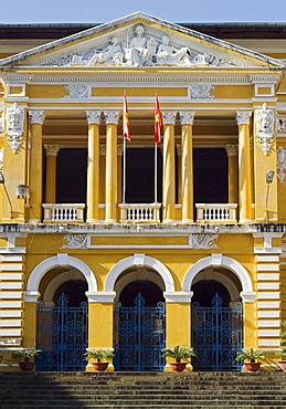 Courthouse Ho Chi Minh City Saigon Vietnam