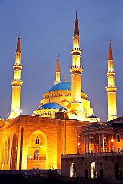 Place d'Etoile, Mohammad al Amin Mosque