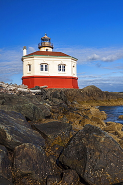 Historic Coquille River Lighthouse, Bandon, OR