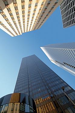 USA, Texas, Houston, Downtown skyline