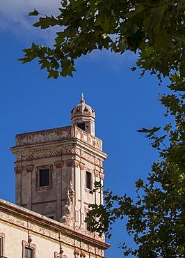 Watchtower exterior, Cadiz, Spain
