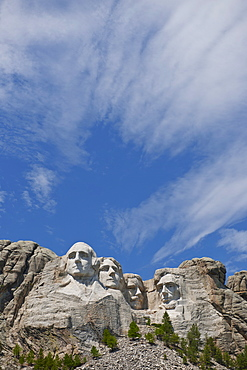 USA, South Dakota, Mount Rushmore National Memorial