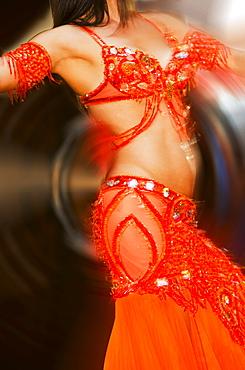 Turkey, Belly dancer