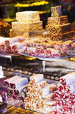 Turkey, Istanbul, Baklava, Turkish Delight