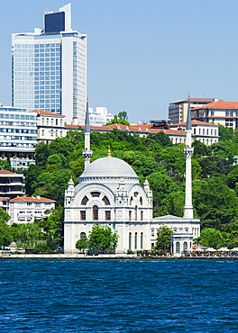 Turkey, Ortakoy Mosque