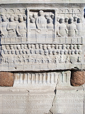 Turkey, Istanbul, Egyptian obelisk detail