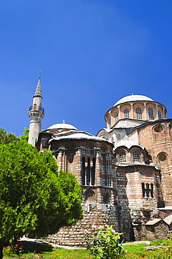 Turkey, Istanbul, Church of St Saviour in Chora