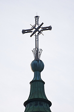 Cross of Marie-reine-du-monde cathedral