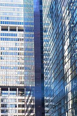 Office block, New York City, USA
