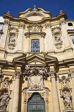 Facade of the Church of Santa Maria Maddalena