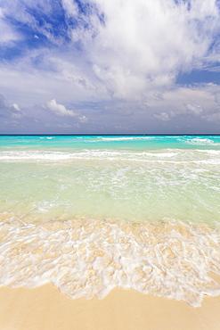 Mexico, Quintana Roo, Yucatan Peninsula, Cancun, Scenic view of sea, Mexico, Quintana Roo, Yucatan Peninsula, Cancun