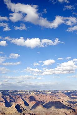 Scenic view of landscape, Grand Canyon, Arizona