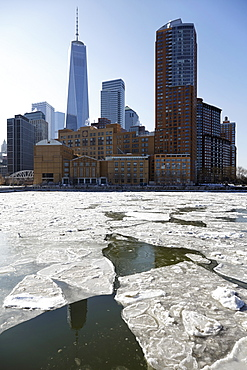 Financial district, New York City, New York,USA