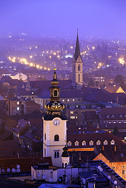 St. Mary's Church and Franciscan Monastery, Croatia, Zagreb, St. Mary's Church, Franciscan monastery