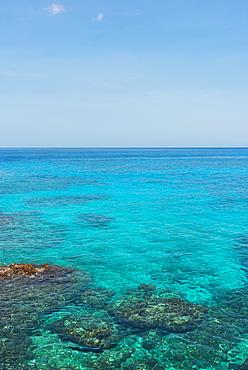 Jamaica, Negril, Tranquil seascape