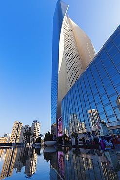 Skyscrapers in Kuwait