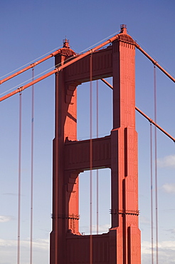 Golden Gate Bridge San Francisco California USA