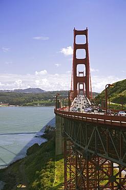 Golden Gate Bridge San Francisco California USA