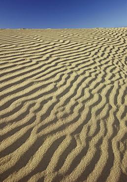 Desert sand at Death Valley, California