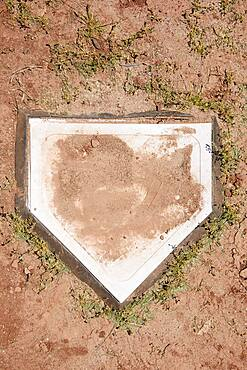 Baseball home plate