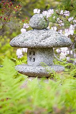 Oriental garden decoration