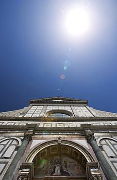 Santa Maria Novella Florence Italy