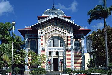 Fort-de-France, Martinique, Lesser Antilles, West Indies, Caribbean, Central America