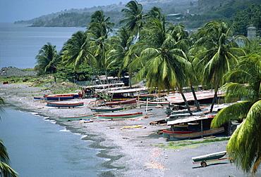 St. Pierre, Martinique, Lesser Antilles, West Indies, Caribbean, Central America