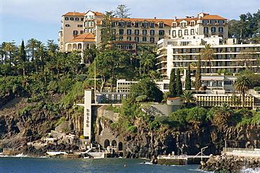 Reid's Hotel, Funchal, Madeira, Portugal, Atlantic, Europe