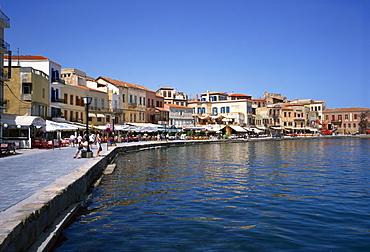 Chania (Xania), Crete, Greece, Europe