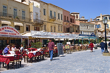 Chania (Hania), Crete, Greek Islands, Greece, Europe