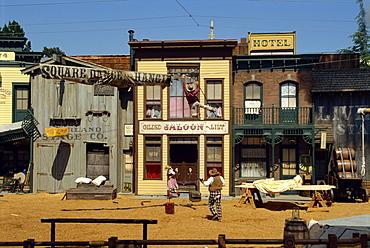 Universal Studios, Los Angeles, California, United States of America, North America